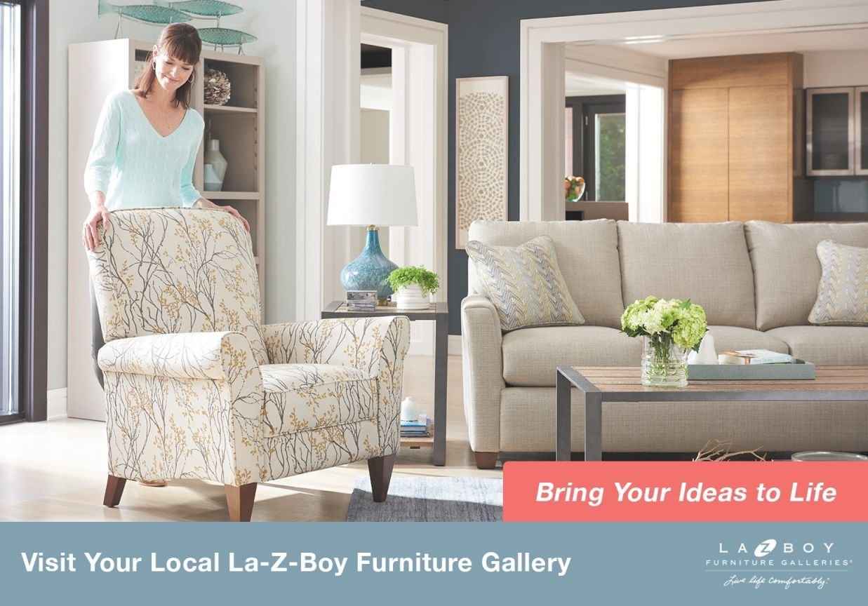 Where To Donate Your Old Furniture (And Get A La-Z-Boy Discount) pertaining to Lazy Boy Living Room Furniture