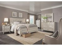 White 4 Piece California King Bedroom Set – Raelynn within Fresh Bedroom Set Ideas