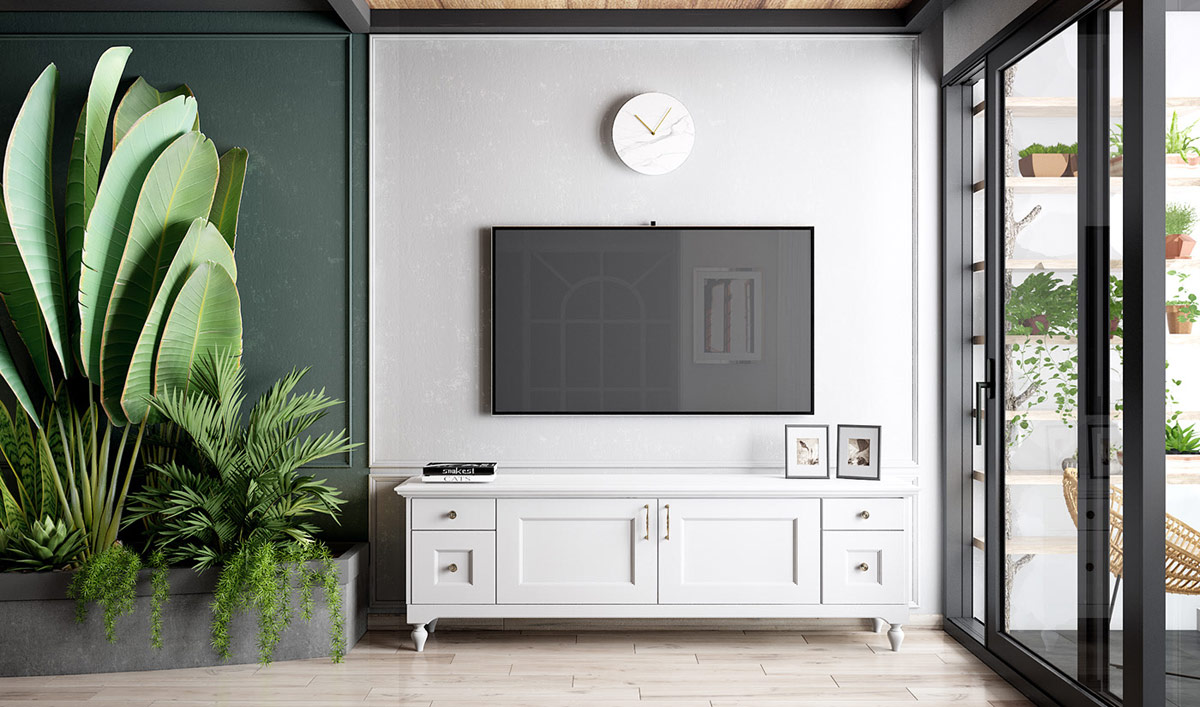 white-wall-clock