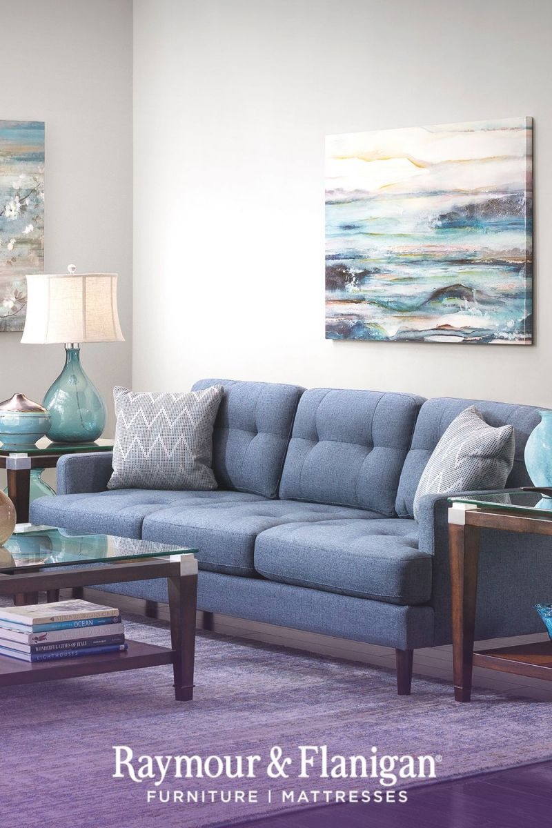 - Why Settle For One Look When The Ravity Sofa Has Two? With For