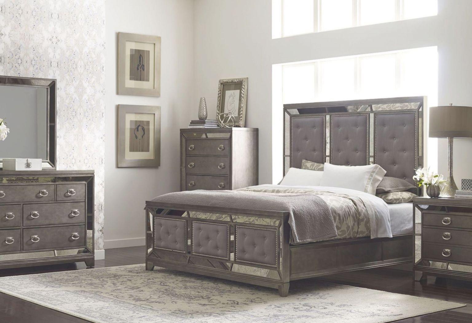 Winston Queen Bedroom Set with regard to Bedroom Set Queen