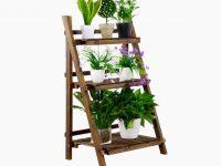 wooden-indoor-outdoor-garden-or-bathroom-ladder-shelf