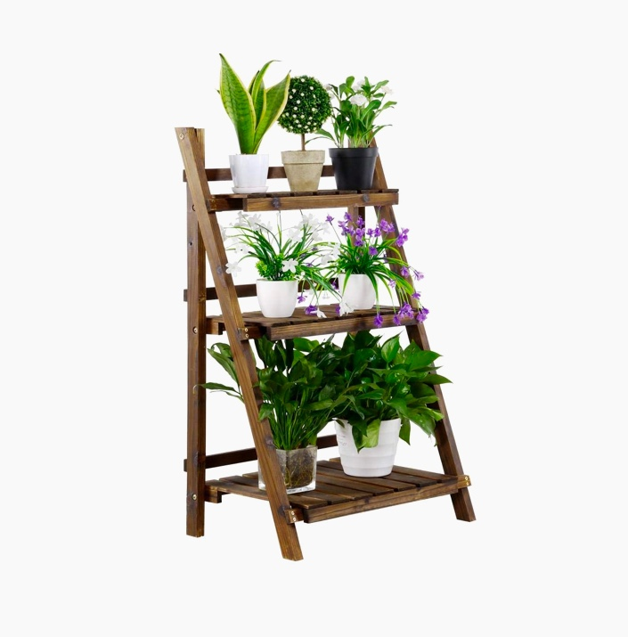 wooden-indoor-outdoor-garden-or-bathroom-ladder-shelf
