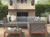 10 Easy Summer Decorating Ideas | Freshome 2018 within Outdoor Living Room Furniture