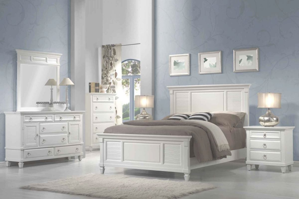 11 Affordable Bedroom Sets We Love - The Simple Dollar throughout Cheap White Bedroom Furniture Sets