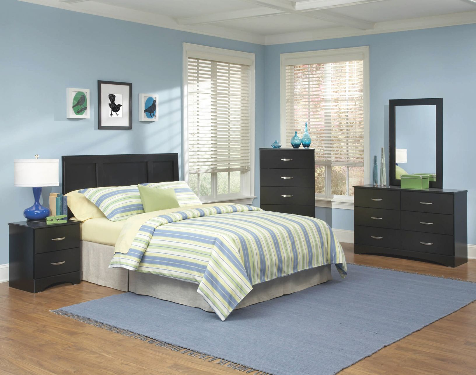 115 Kith Jacob Black Bedroom Set throughout Awesome Cheap Queen Bedroom Furniture Sets