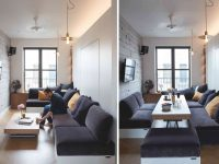 12 Perfect Studio Apartment Layouts That Work within Furniture For Small Spaces Living Room