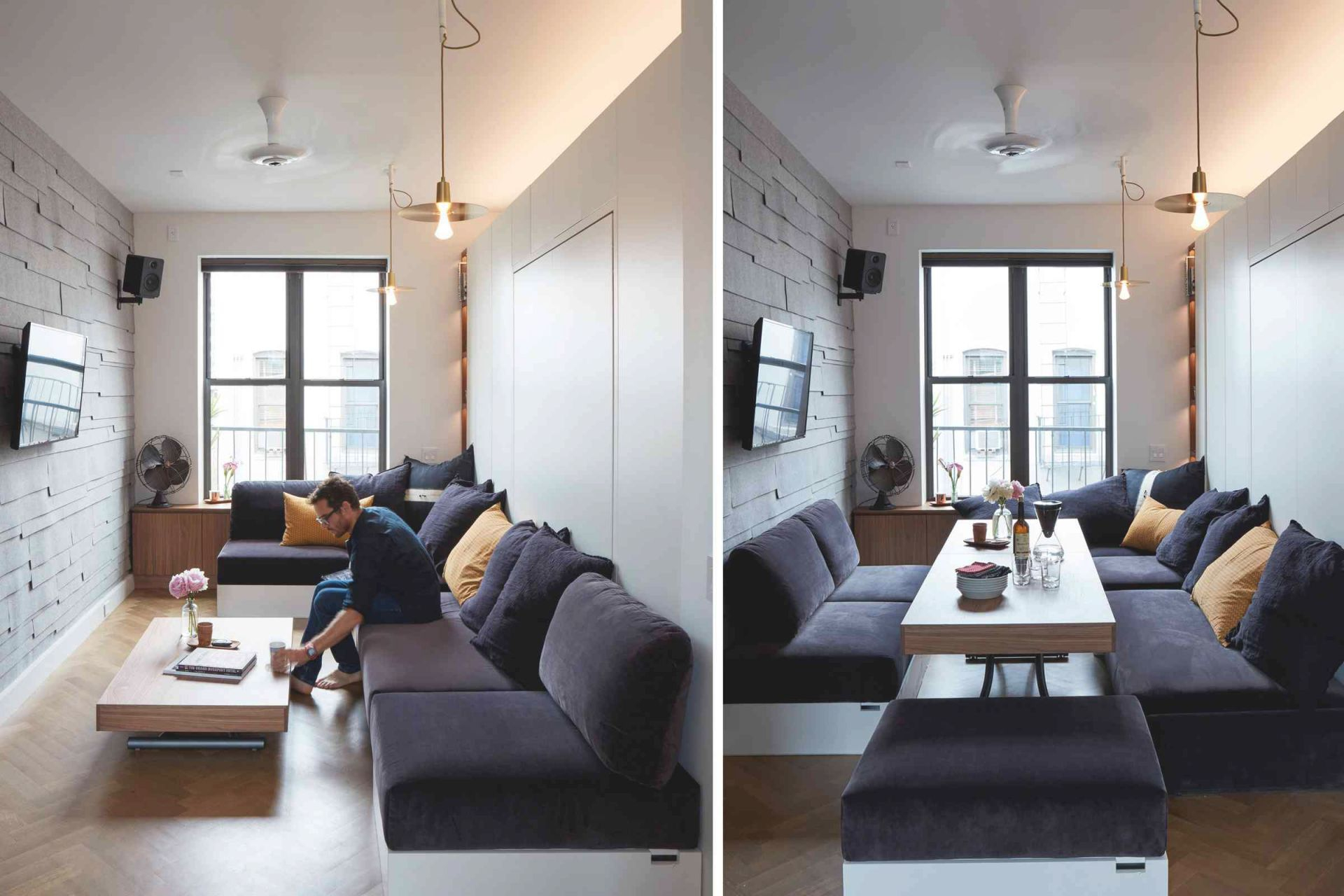 12 Perfect Studio Apartment Layouts That Work within ...