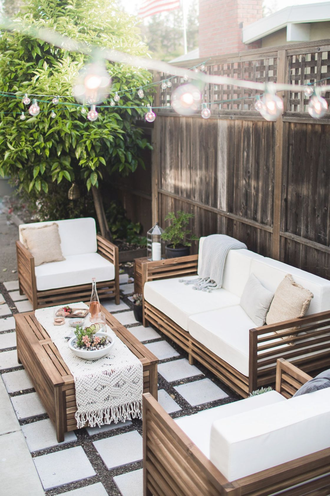 17 Modern Outdoor Spaces   Backyard Fun!   Outdoor Living with regard to Unique Outdoor Living Room Furniture