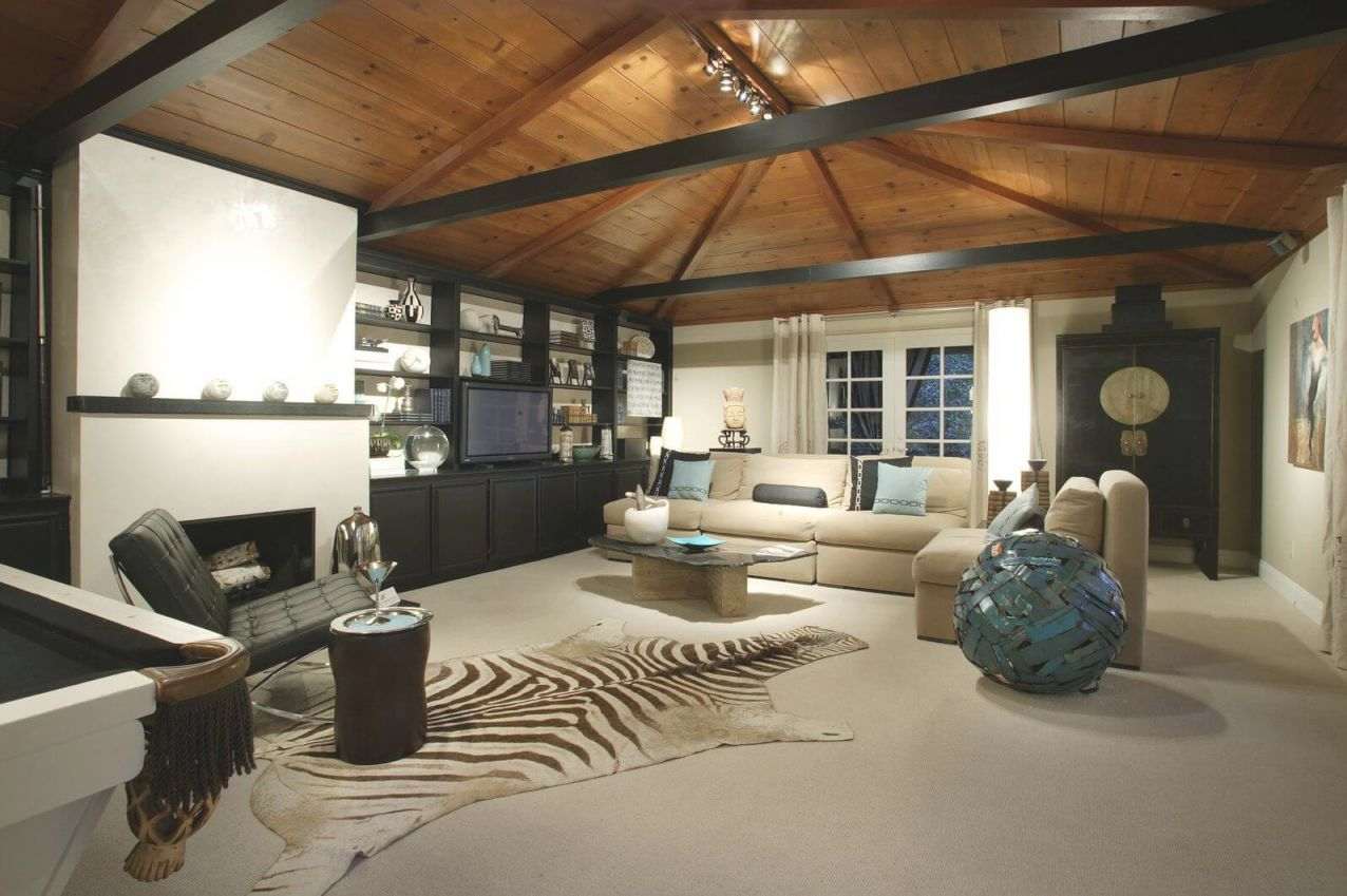 17 Zebra Living Room Decor Ideas (Pictures) with regard to Unique Animal Print Living Room Decor