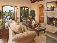 20 Amazing Living Rooms With Tuscan Decor – Housely with Best of Tuscan Decorating Ideas For Living Room