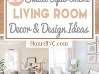 20 Best Small Apartment Living Room Decor And Design Ideas for Awesome Apartment Living Room Decor Ideas