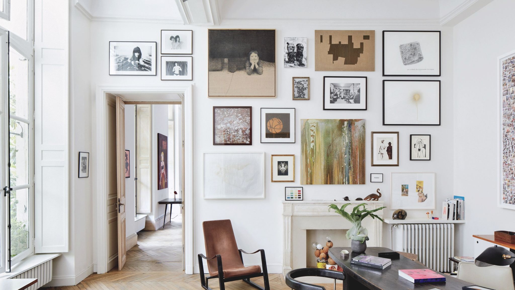 20 Wall Decor Ideas To Refresh Your Space   Architectural Digest regarding Best of Art Decor For Living Room