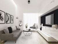21 Modern Living Room Design Ideas with regard to New Modern Wall Decor For Living Room