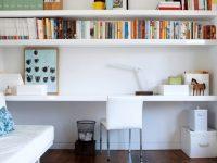 28 Creative Open Shelving Ideas – Freshome for Decorating Shelves In Living Room