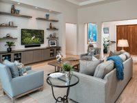 28 Creative Open Shelving Ideas – Freshome inside Unique Decorating Shelves In Living Room