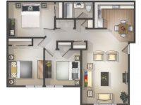 3 Bedroom Apartment In Sanford Me At Sanford Manor Apartments intended for Three Bedroom Apartment