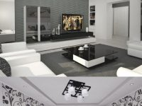 3 Rules And 17 Ideas For Small Living Room Design intended for Elegant Monochrome Living Room Decorating Ideas