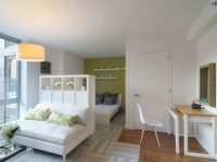 36 Creative Studio Apartment Design Ideas   Moments   Nyc within Best of One Bedroom Apartments Nyc