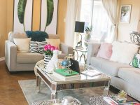 38 Best Tropical Style Decorating Ideas And Designs For 2019 with Animal Print Living Room Decor