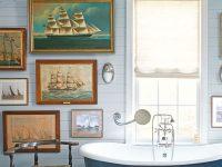 42 Beach House Decorating Ideas – Beach Home Decor Ideas regarding Inspirational Nautical Living Room Furniture