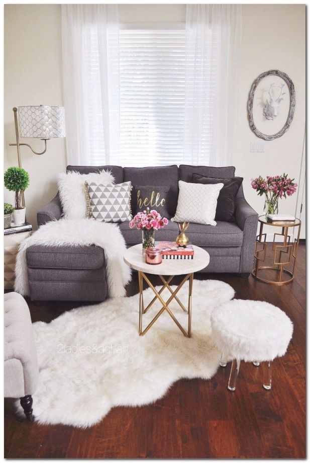 45 Best Of Home Decor On A Budget Apartment Living Room Pertaining To Unique Apartment Living Room Decorating Ideas On A Budget Awesome Decors