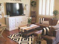 50 Best Rustic Apartment Living Room Decor Ideas And regarding Apartment Living Room Decor Ideas