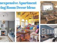 51 Inexpensive Apartment Living Room Decor Ideas – Homiku regarding Awesome Apartment Living Room Decor Ideas