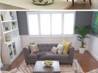 7 Couch Placement Ideas For A Small Living Room | Small in Awesome Furniture For Small Spaces Living Room