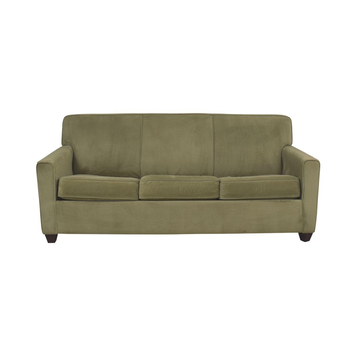 80% Off - Raymour & Flanigan Raymour & Flanigan Queen Sleeper Sofa / Sofas regarding Lovely Raymour And Flanigan Sleeper Sofa