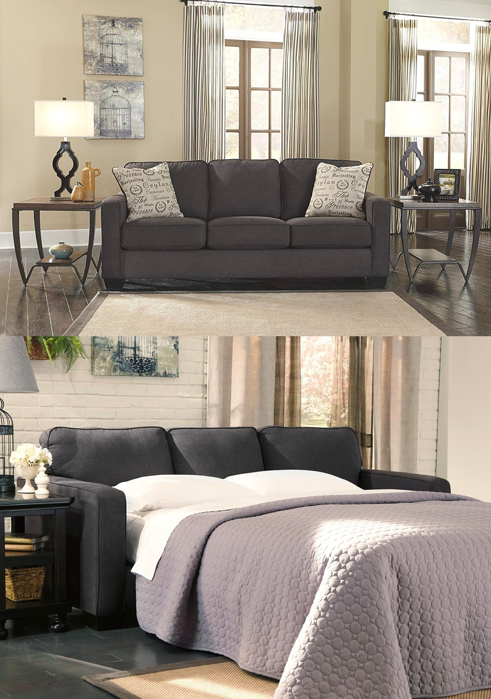 Brilliant 51 Sofa Beds To Create A Chic Multiuse Space That Guests Evergreenethics Interior Chair Design Evergreenethicsorg