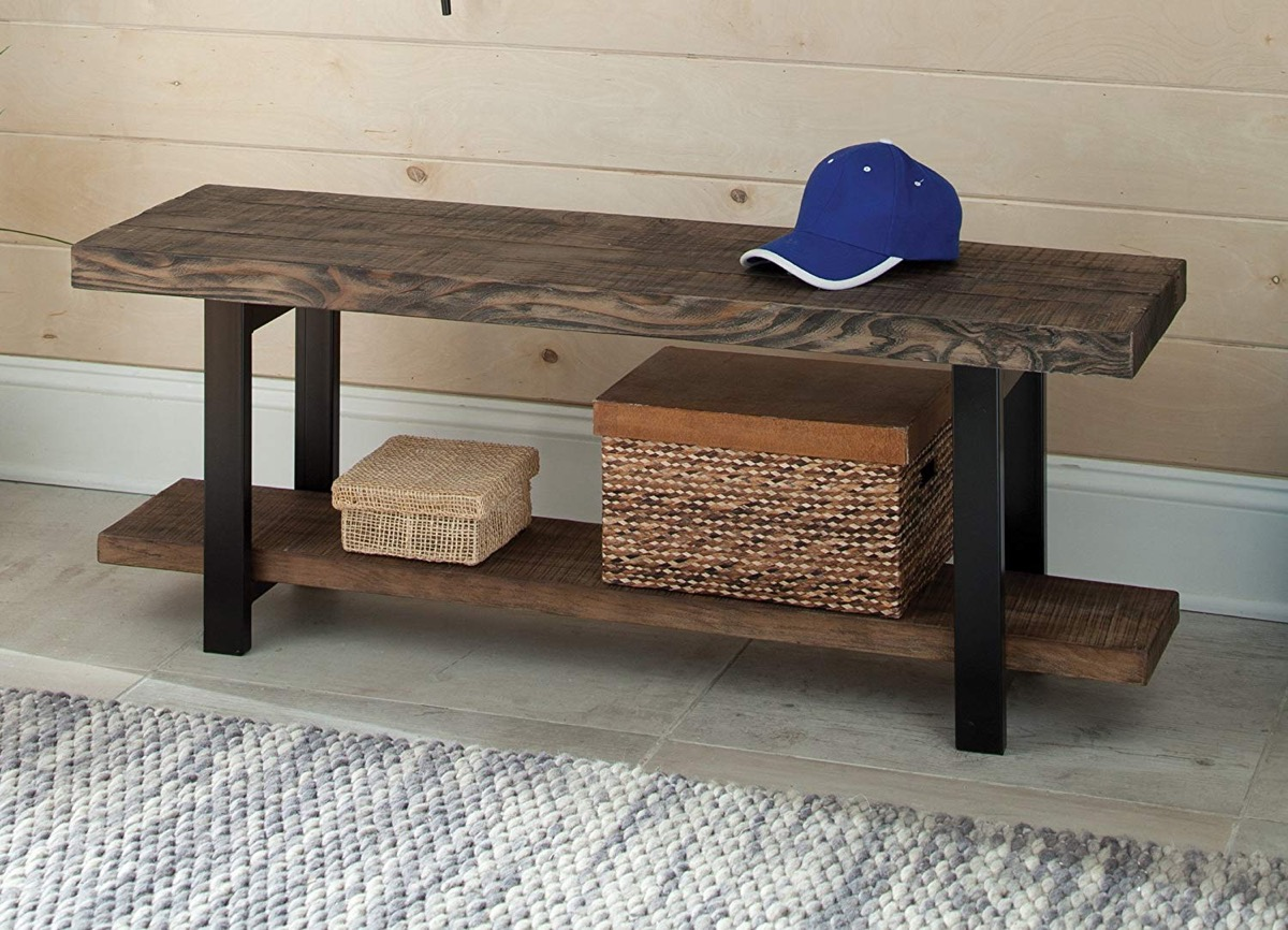 Prime 51 Entryway Benches For A Warm And Welcoming First Impression Pabps2019 Chair Design Images Pabps2019Com
