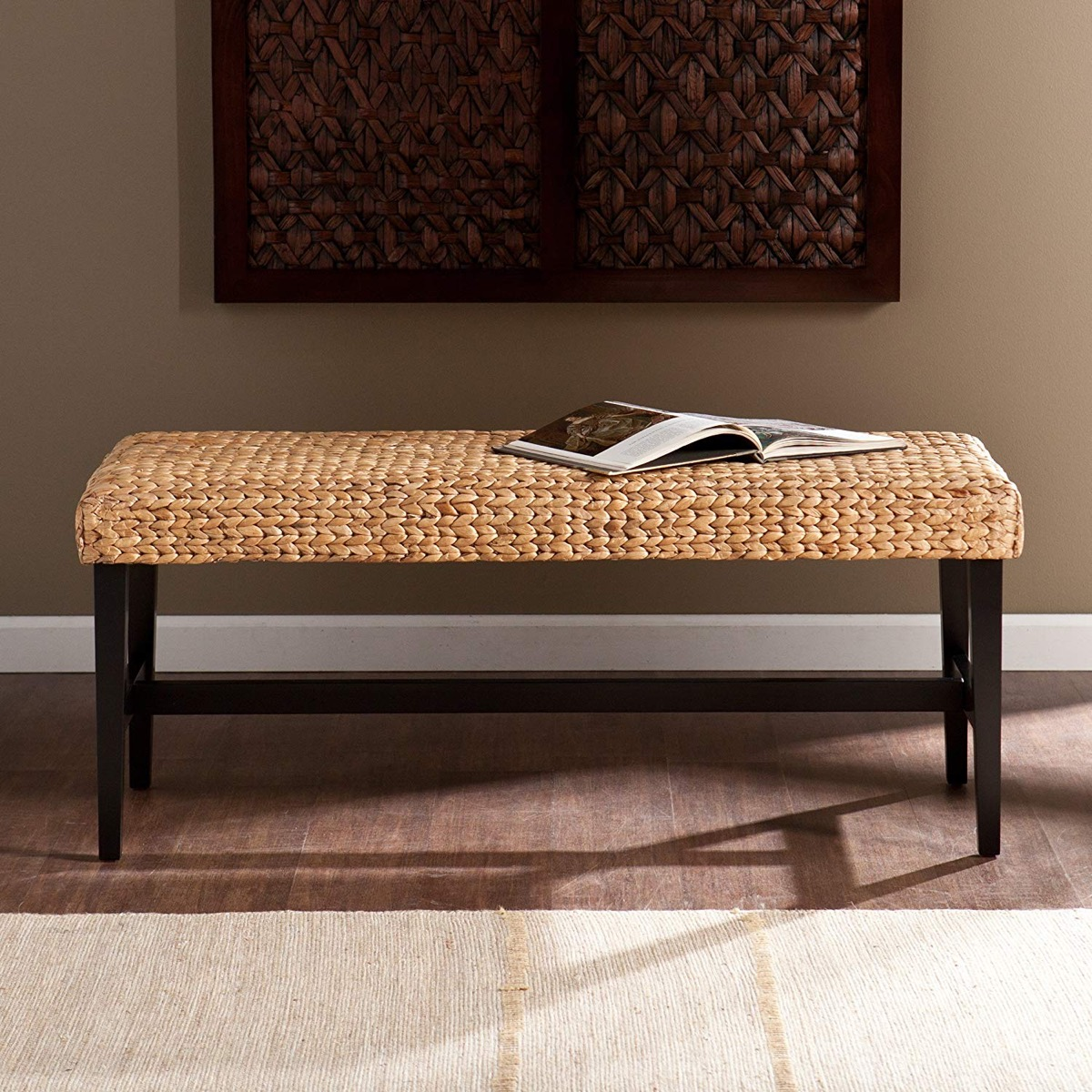 Woven-Entryway-Bench-Hyancinth-Weave-Seagrass-Seat-With-Black-Legs