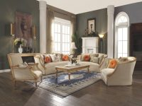 Acme Daesha 3Pc Livingroom Set, Antique Gold within French Provincial Living Room Furniture