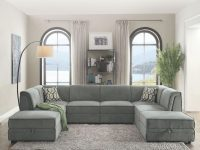 Acme Furniture 53788A within Luxury Modular Living Room Furniture