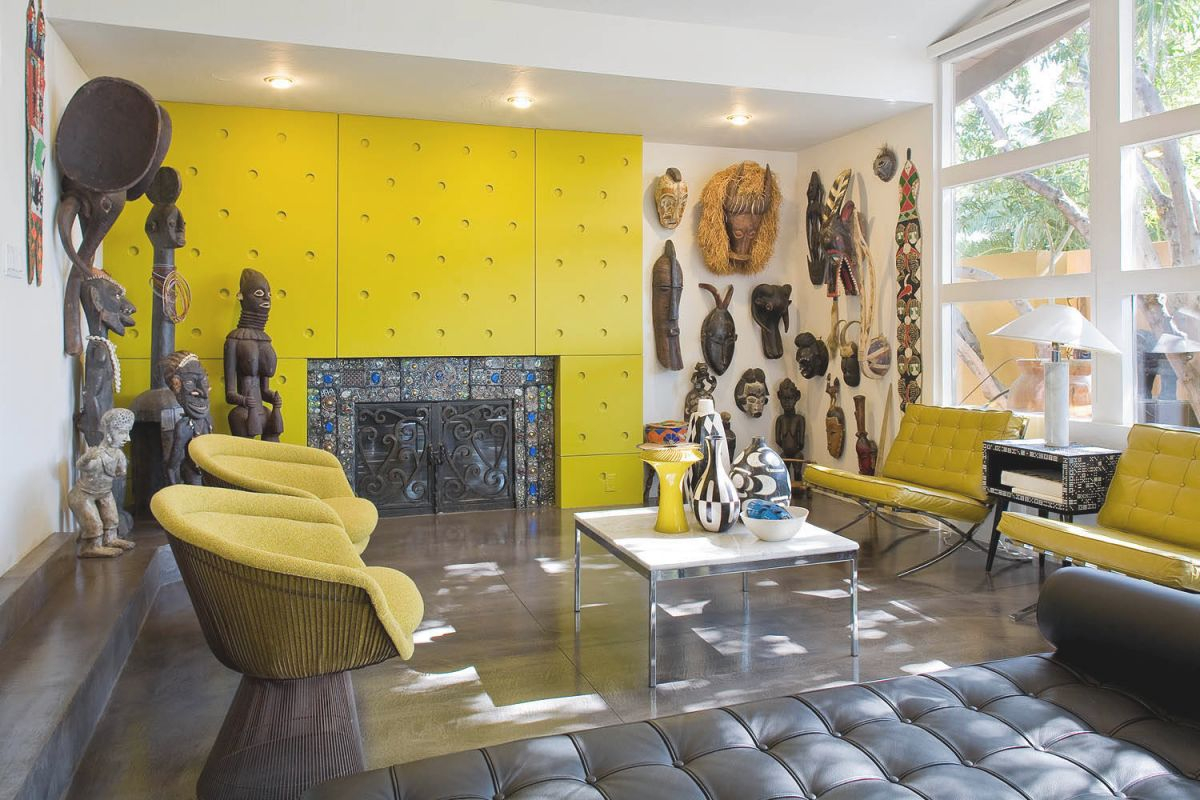 African Living Room Furniture | Houzz for Best of African Decor Living Room