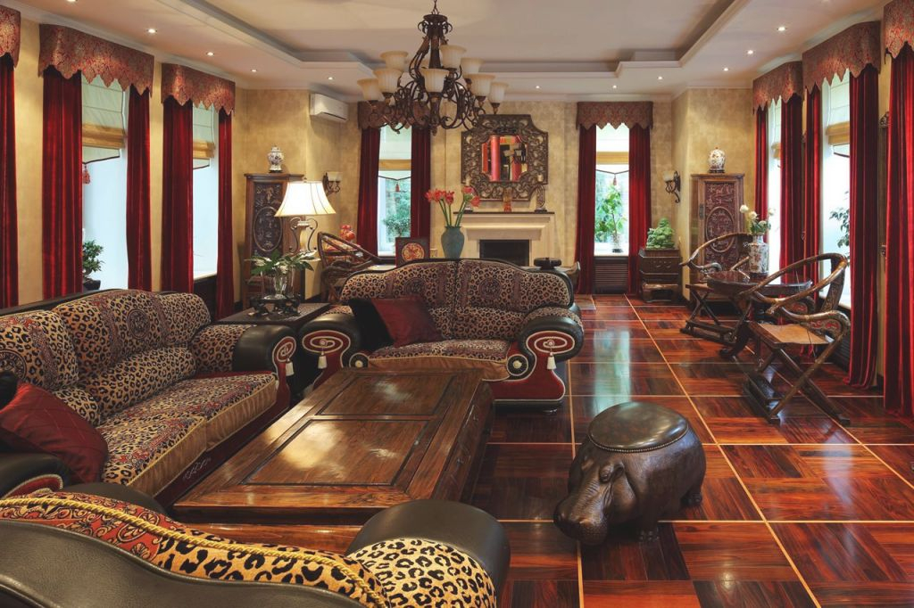 African Style Interior Design Ideas within Best of African Decor Living Room