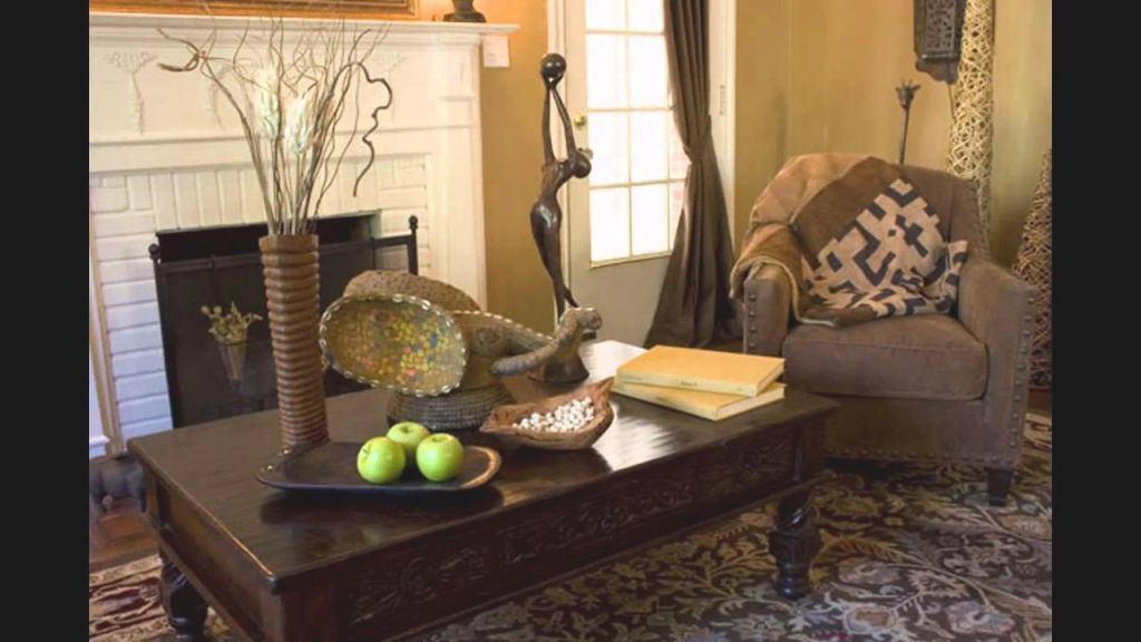 African Themed Room Ideas in African Decor Living Room