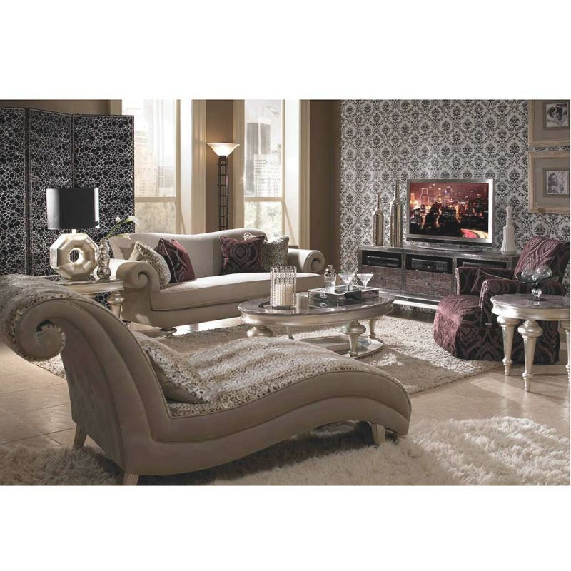Aico Hollywood Swank Living Room Setmichael Amini pertaining to Michael Amini Living Room Furniture