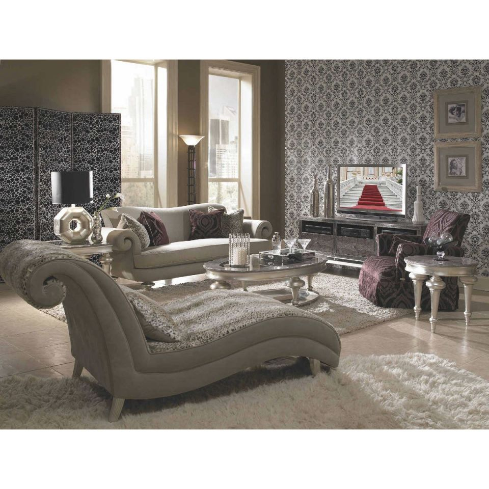 Aico Michael Amini Hollywood Swank Living Room Sofa Set with regard to Lovely Michael Amini Living Room Furniture