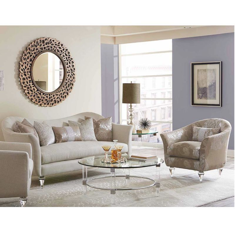 Aico Studio Rodeo Living Room Setmichael Amini intended for Lovely Michael Amini Living Room Furniture