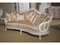 Aicomichael Amini – Villa Di Como Standard Sofa In Moonlight – 9053815-Cream-115 with regard to Lovely Michael Amini Living Room Furniture