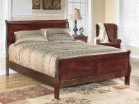 Alisdair California King Sleigh Bedsignature Designashley At Sam Levitz Furniture pertaining to California King Size Bedroom Furniture Sets
