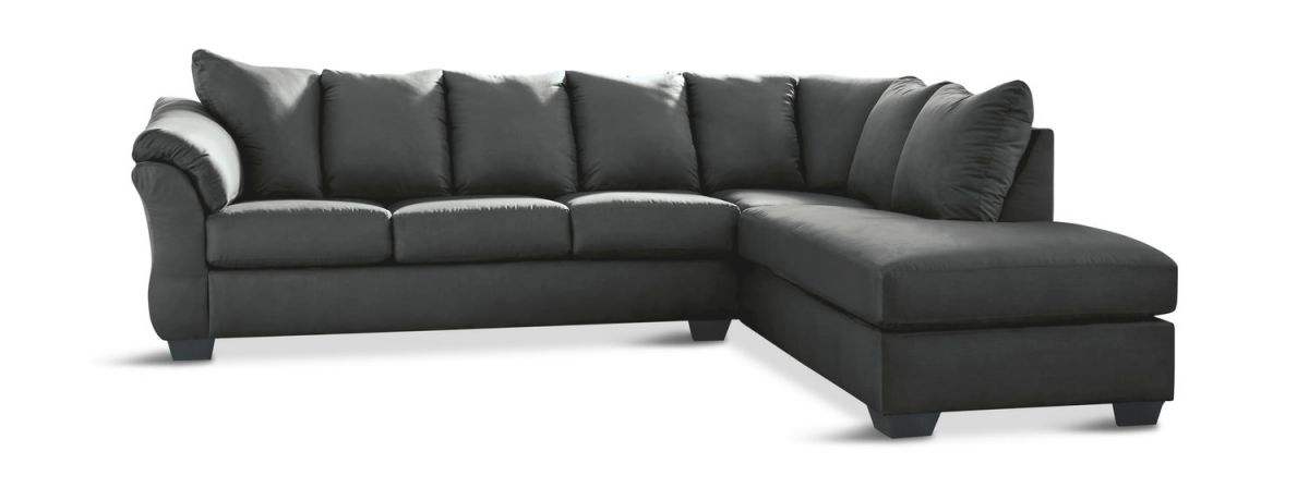 Almath 2 Piece Sectional within 2 Piece Sectional With Chaise