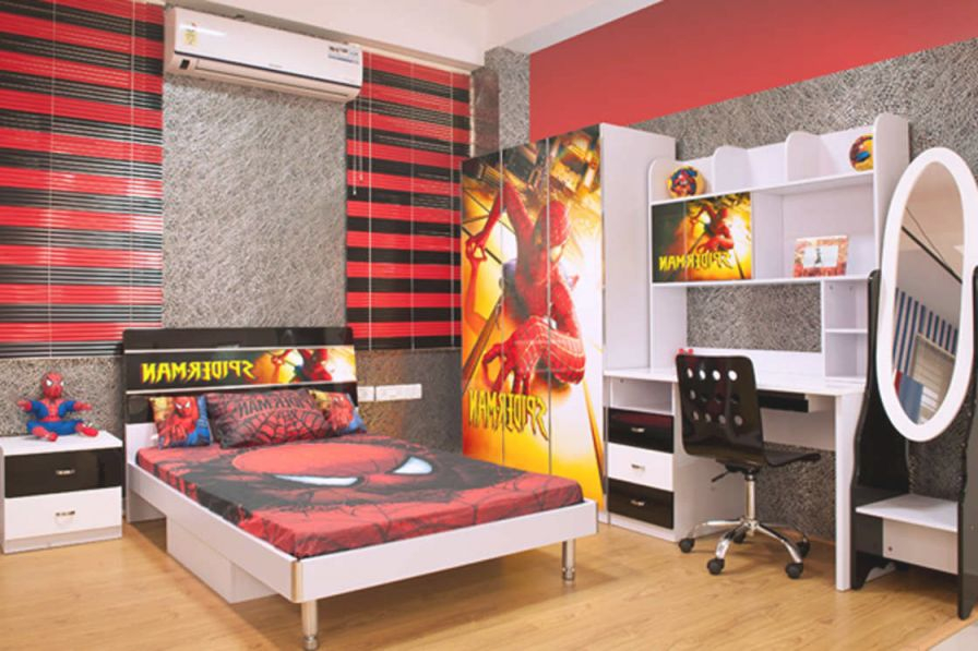 Amazing Childrens Bedroom Furniture Collections Storage Kids ...