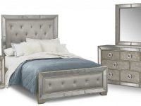 Angelina 6-Piece Upholstered Bedroom Set With Nightstand, Dresser And Mirror intended for Best of Value City Furniture Bedroom Set