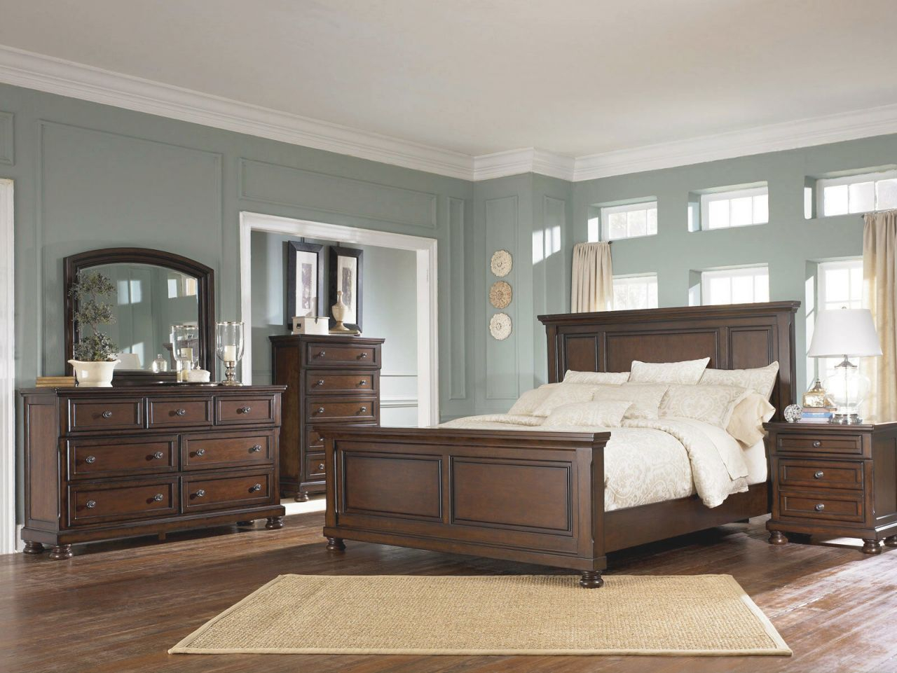 ashley furniture porter bed