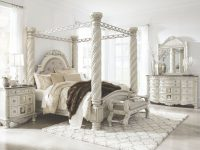 Ashley Furniture Queen Canopy Bedroom Sets Cassimore North inside Lovely Ashley Furniture North Shore Bedroom Set