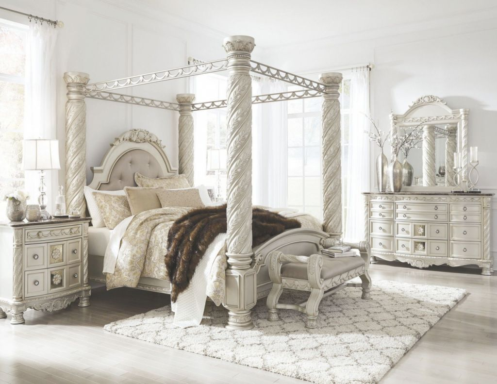 Picture of: Ashley Furniture Queen Canopy Bedroom Sets Cassimore North Inside Lovely Ashley Furniture North Shore Bedroom Set Awesome Decors