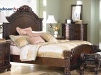Ashley North Shore Panel Bed Bedroom Set inside Ashley Furniture North Shore Bedroom Set